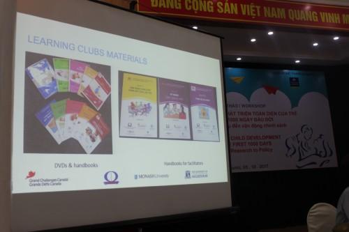 Giới thiệu về mô hình thí điểm tại Hà Nam