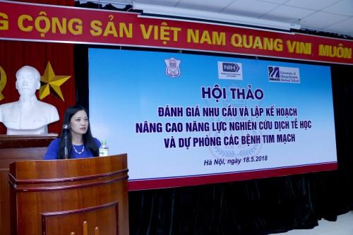 GS.TS. Nguyễn Lan Hoa- CN Bộ Môn VSDT, UMASS, Hoa Kỳ.
