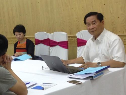 BS. Nguyễn Trọng An. PGĐ RTCCD