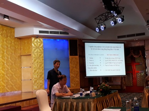 TS.BS. Trần Tuấn, Giám đốc Trung tâm RTCCD, trưởng ban điều phối Liên minh NCDs-VN