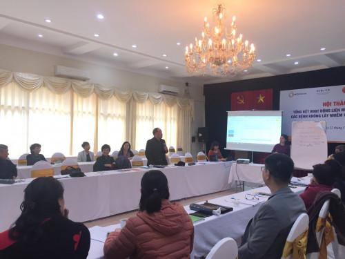 PGS.TS. Nguyễn Huy Nga, Giám đốc Trung tâm Nghiên cứu và Phát triển Môi trường Sức khỏe CHERAD