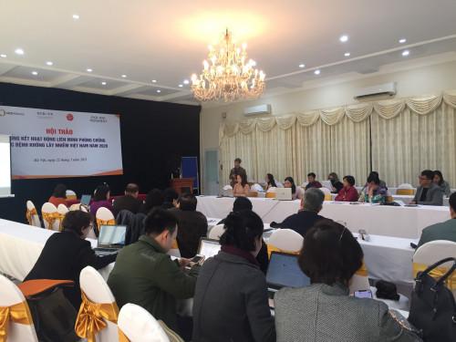 TS. BS Trần Tuấn tổng kết hoạt động của Liên minh NCDs-VN năm 2020