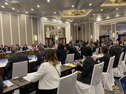 Hội thảo có sự tham gia của 200 đại biểu trong nước và quốc tế
